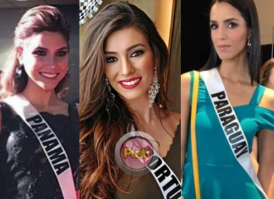 Miss Universe's Panama, Portugal, Paraguay give messages for Filipino fans