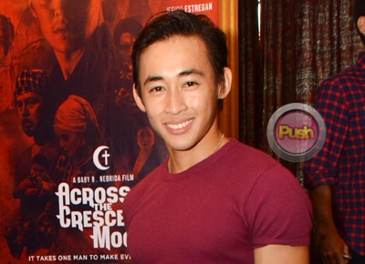 EXCLUSIVE: Jerico Estregan looks forward to playing a kontrabida in 'Across the Crescent Moon'