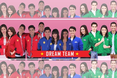 #PBBDreamTeamSquad: The Lucky Suns, Stars and Houses