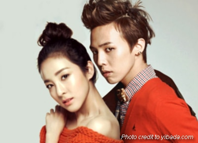 Sandara Park denies dating Big Bang's G-Dragon