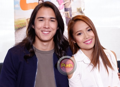 Tommy Esguerra and Miho Nishida admit feeling awkward about kissing scene in 'Foolish Love'