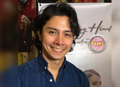 JC Santos says he doesn't mind doing another gay role