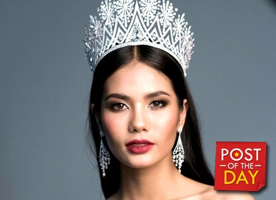 Why Miss Thailand became emotional after the Miss Universe 2016 pageant