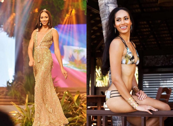 15 things to know about Miss Haiti Raquel Pelissier