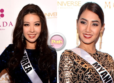 Miss Congeniality and Miss Photogenic named after the Miss Universe 2016 pageant