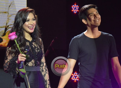 Paulo Avelino and Maja Salvador say they play unusual roles in their new movie