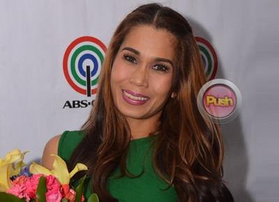Pokwang says Alzheimer-stricken mother is getting better