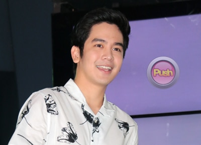 Joshua Garcia admits he feels pressured being tagged as the next John Lloyd Cruz