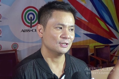 "Ogie Alcasid on being Your Face Sounds Familiar Kids judge: ""Nag-eenjoy ako"""