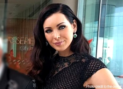 Miss Universe 2005 Natalie Glebova reviews the 65th Miss Universe pageant