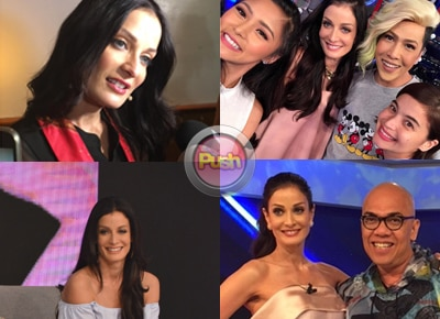 A look at Dayanara Torres' return to Philippine showbiz