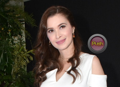 Sunshine Cruz comments on Diego Loyzaga's lashing out on Cesar Montano