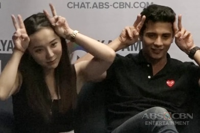 Ejay imitates VJ Sunny's 5 Korean expressions and gestures