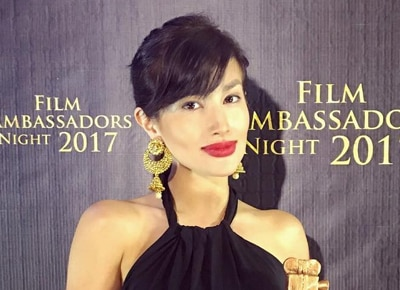Nathalie Hart excited to work with Xian Lim and Coleen Garcia in new Star Cinema movie