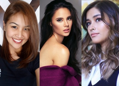 Wynwyn Marquez, Catriona Gray, Liza Soberano share thoughts on Binibining Pilipinas 2017