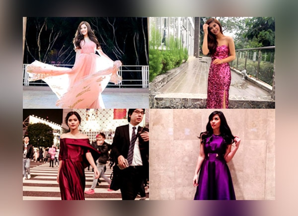 Celebrity OOTDs you can use as prom inspirations