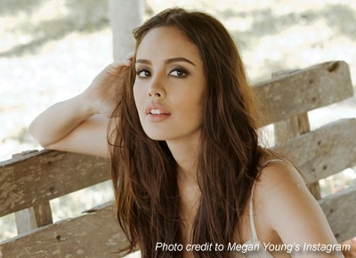Megan Young speaks up on boyfriend Mikael Daez's admission of their relationship