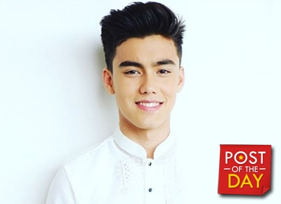 LOOK: Bailey May exposes abs in new beach photo