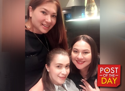 LOOK: Sunshine, Karla and Jackie's Regal Babies reunion