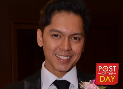 WATCH: Carlo Aquino brings back the 90s with G-Mik theme song
