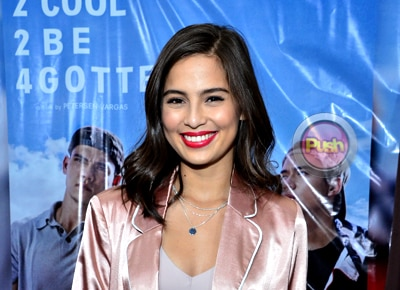 Jasmine Curtis on sister Anne: 'I'm not pressured naman to follow in her path'