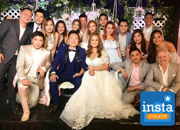 InstaStalker: Ehra Madrigal's Boracay Wedding