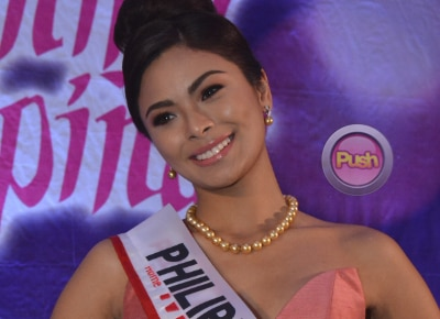 Does Maxine Medina want her sister Ferica to join Binibining Pilipinas?