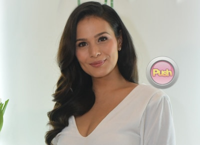 Iza Calzado gives heartfelt message for best performer award