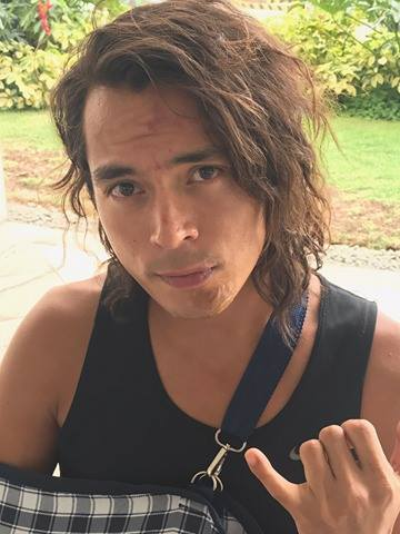 Jake Cuenca encounters accident while training for Ironman