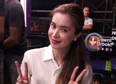 EXCLUSIVE: Sunshine Cruz remains mum on corruption charges against Cesar Montano