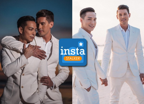 Instastalker: #LoveWins for Francis Libiran and long-time partner Christian Mark Jacobs