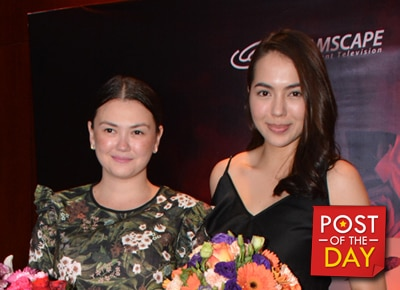 SPOTTED: Angelica Panganiban, John Lloyd Cruz celebrate Julia Montes' birthday