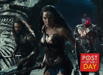 "WATCH: Much-awaited ""Justice League"" movie trailer released"