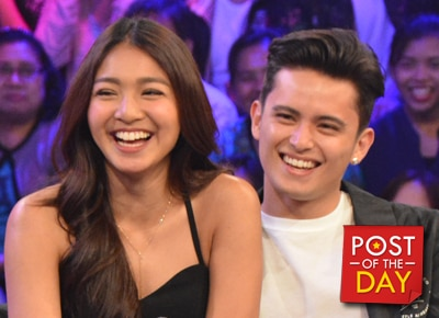 WATCH: Nadine Lustre tries 'pole dancing'