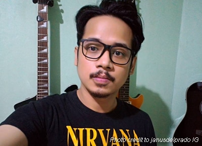 EXCLUSIVE: Janus del Prado on quitting smoking: 'Ang hirap ng withdrawal, para kang may trangkaso'
