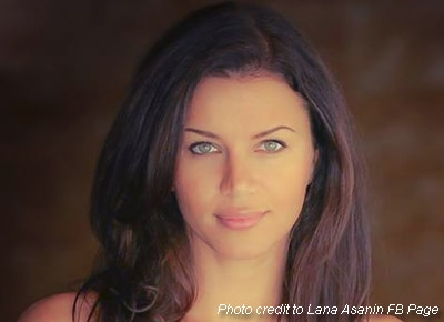 Lana Asanin confirms international movie role