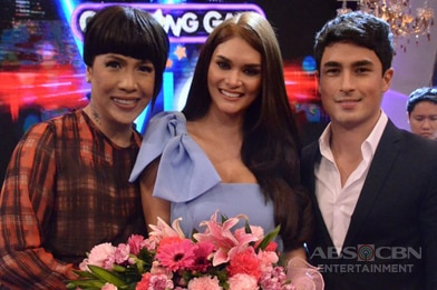 PHOTOS: #GGVRoyalBdaySpecial2 with Pia and Marlon