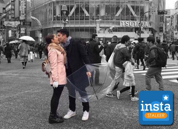 InstaStalker: Jessy Mendiola and Luis Manzano spread love in Japan