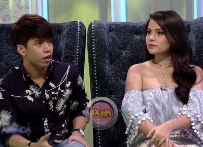 Alexa Ilacad on Nash Aguas: 'I'm not rejecting him at all'