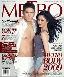 EXCLUSIVE: Gerald Anderson surprised by warm reception on magazine cover with Kim Chiu