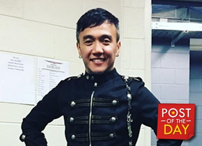LOOK: Arnel Pineda finally meets former Journey vocalist Steve Perry
