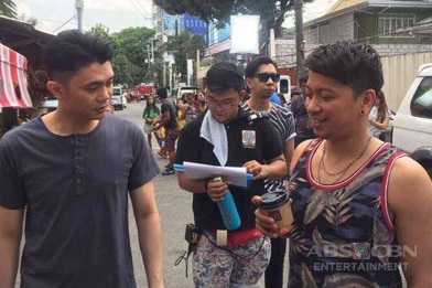 "BEHIND-THE-SCENES: It's Showtime Holy Week Special ""Utol"""