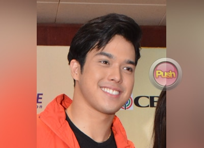 Elmo Magalona talks about recent tampuhan with Janella Salvador