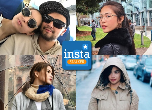 InstaStalker: Celebrities who toured cities during the holidays