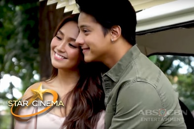 Can't Help Falling In Love Promo Shoot with KathNiel