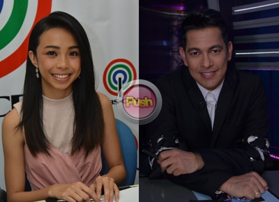 Maymay Entrata bonds with her ultimate musical influence Gary Valenciano