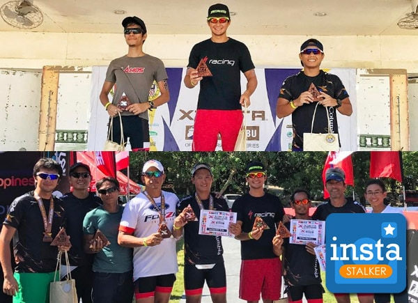 InstaStalker: Matteo Guidicelli bags first place in a triathlon