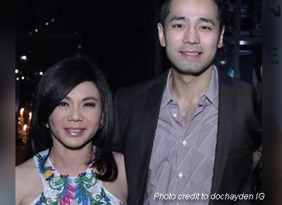 Vicki Belo and Hayden Kho to marry this September