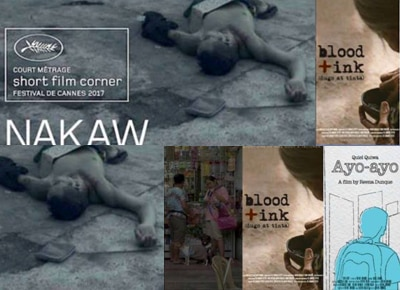 Four Pinoy films to be featured at Cannes' short film corner