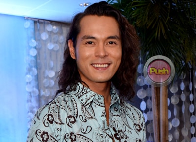 Jake Cuenca says he is ready to go back to triathlon after his accident